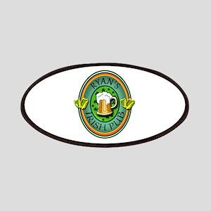 CUSTOM Irish Pub Sign Patches