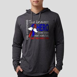 CHD Bravest Hero Long Sleeve T-Shirt