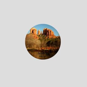 Sedona_11.5x11.5_CathedralRock Mini Button
