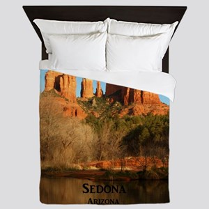 Sedona_11.5x11.5_CathedralRock Queen Duvet