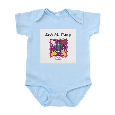 Love All Things Infant Bodysuit