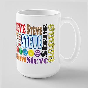 Steve 15 Oz Ceramic Large Mug Mugs