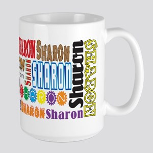 Sharon 15 Oz Ceramic Large Mug Mugs