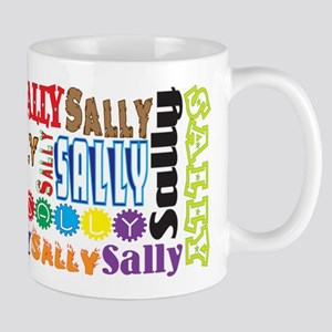 Sally 11 Oz Ceramic Mug Mugs