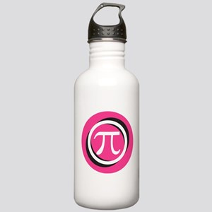 Pink Pi Stainless Water Bottle 1.0L