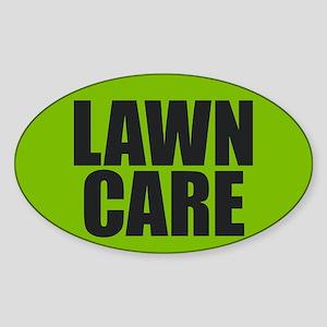 Lawn Care Sticker