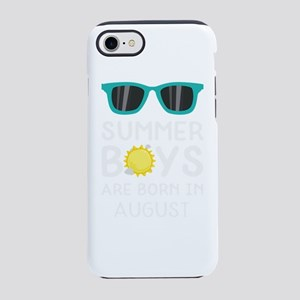 Summer Boys in AUGUST iPhone 7 Tough Case