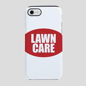 Lawn Care iPhone 7 Tough Case