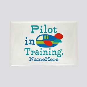 Personalized Pilot in Training Rectangle Magnet
