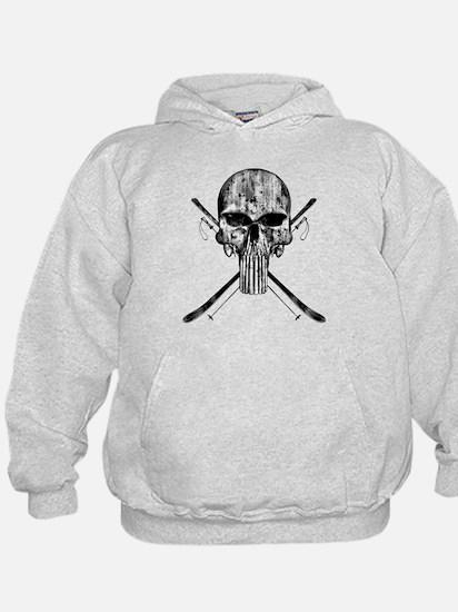 Ski Skull Hoodie