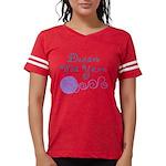 Dances With Yarn Womens Football Shirt
