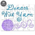 Dances With Yarn Puzzle