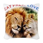 EPL2 Woven Throw Pillow