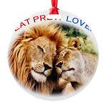 EPL2 Round Ornament