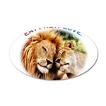 EPL2 20x12 Oval Wall Decal