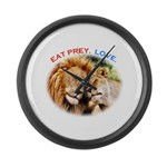 EPL2 Large Wall Clock