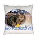 spike2BIGa Everyday Pillow