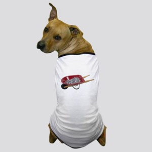 WheelbarrowSilverStones061111 Dog T-Shirt