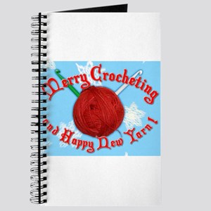 Merry Crochet Journal