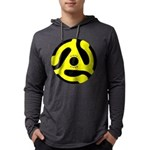 45VL Mens Hooded Shirt