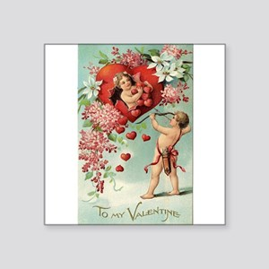 Cupids Valentine Sticker