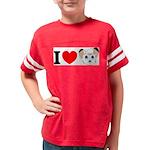 kimba Youth Football Shirt