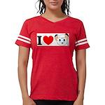 kimba Womens Football Shirt