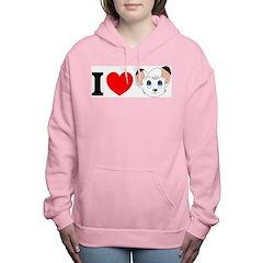 kimba Women's Hooded Sweatshirt