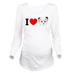 kimba Long Sleeve Maternity T-Shirt
