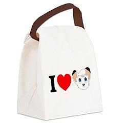 kimba Canvas Lunch Bag