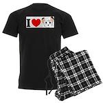 kimba Men's Dark Pajamas