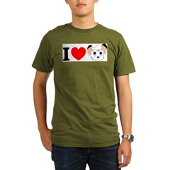 kimba Organic Men's T-Shirt (dark)