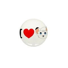 kimba Mini Button (100 pack)
