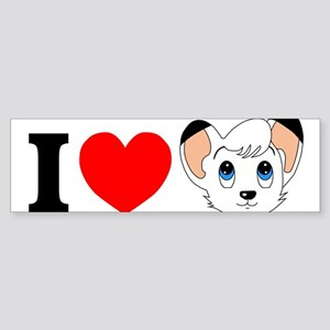 kimba Sticker (Bumper)