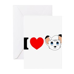 kimba Greeting Cards (Pk of 10)