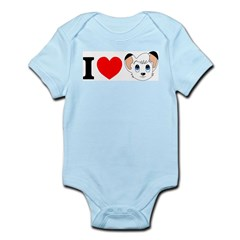 kimba Baby Light Bodysuit