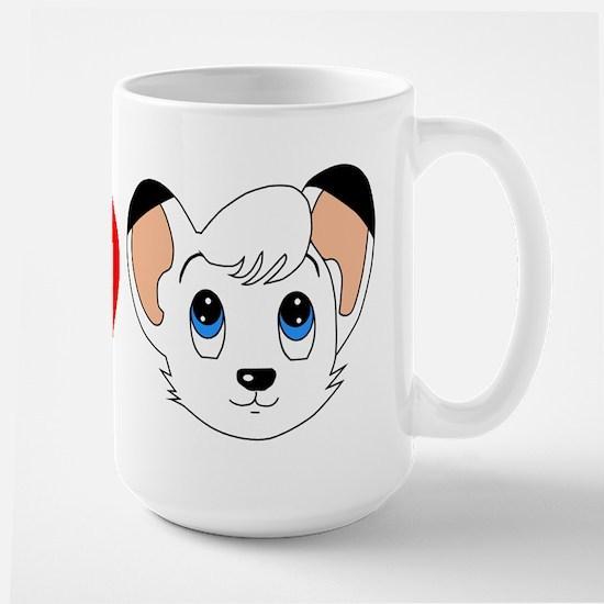 kimba.jpg Mug