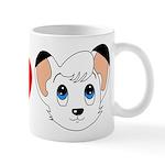 kimba 11 oz Ceramic Mug
