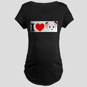 kimba Maternity Dark T-Shirt