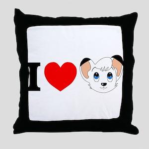 kimba Throw Pillow
