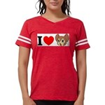 kitty1 Womens Football Shirt