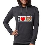 kitty1 Womens Hooded Shirt
