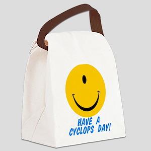 CYCLOPS Canvas Lunch Bag