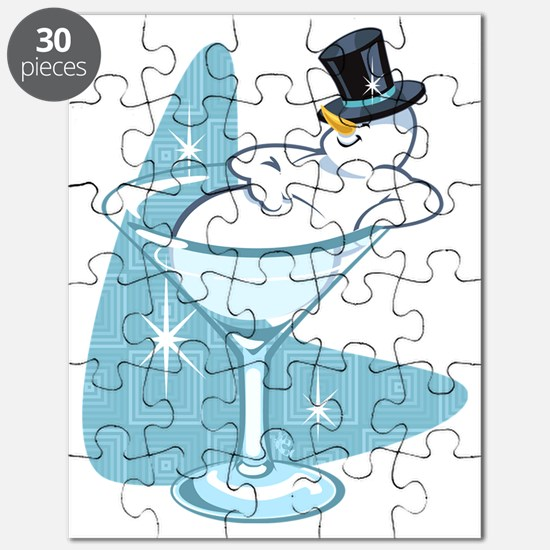 Snowmantini Puzzle