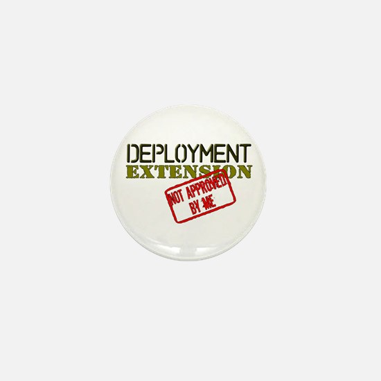 Deployment Extension Not Appr Mini Button
