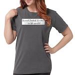 2ndfastestknitter Womens Comfort Colors Shirt