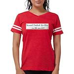 2ndfastestknitter Womens Football Shirt