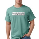 2ndfastestknitter Mens Comfort Colors Shirt