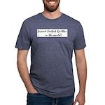 2ndfastestknitter Mens Tri-blend T-Shirt