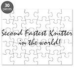 2ndfastestknitter Puzzle